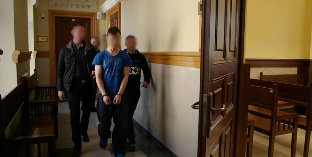 Kordian B. decyzją sądu został tymczasowo aresztowany