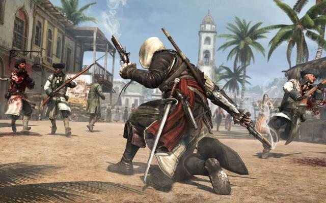 Assassin's Creed IV: Black Flag. Konkurs: Gra i pirackie zegarki do zdobycia