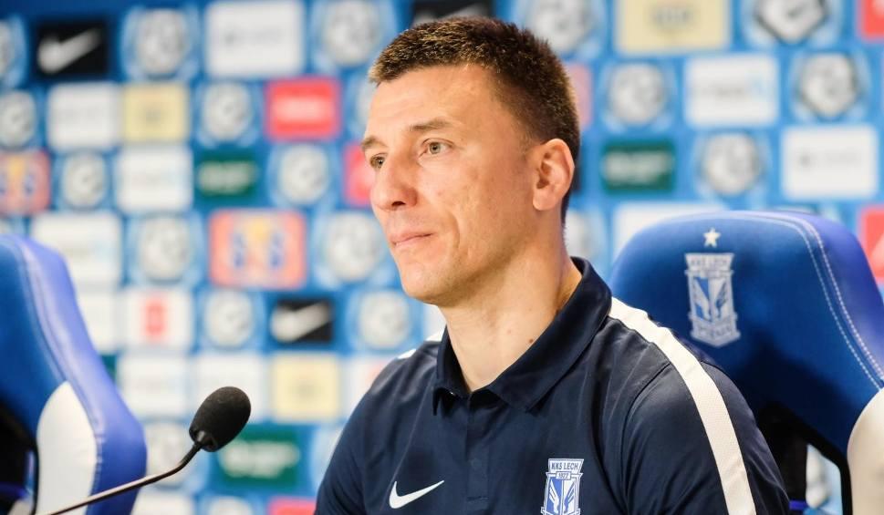 Film do artykułu: Lech Poznań: Trener Ivan Djurdjević kompletuje sztab szkoleniowy. Znamy jego skład