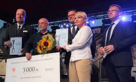Prezydent Radomia, Radosław Witkowski, ogłosił, że laureatem Radomskiej Nagrody Kulturalnej za 2015 rok został Mieczysław Szewczuk.