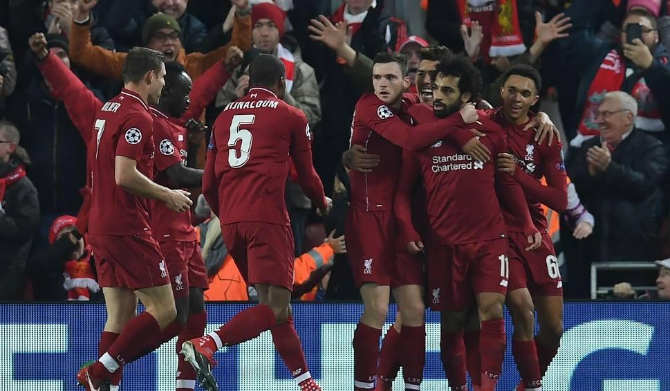 Film do artykułu: Liga Mistrzów. Liverpool ocalał. Salah wyrzucił Napoli z Champions League