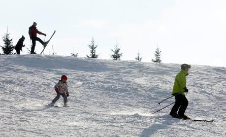 W Szczyrku rozpoczął się sezon narciarski. Na Przełęczy Salmopolskiej już jeżdżą