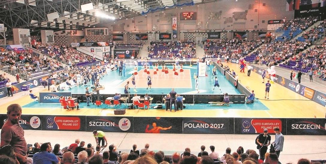 Niewykorzystany potencjał Eurovolley w Szczecinie