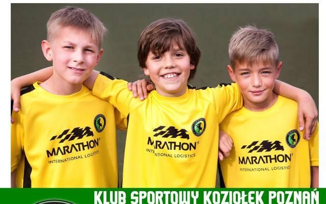 4d7203cc4 Koziołek Poznań zaprasza adeptów futbolu