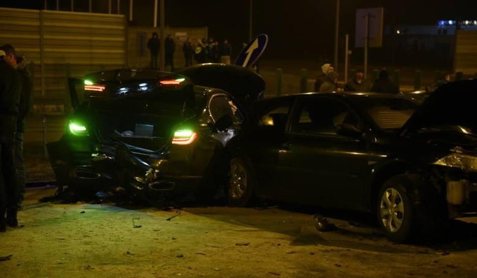 Film do artykułu: Wypadek w Lubiczu Dolnym. Tyle kosztowała naprawa limuzyny Antoniego Macierewicza!
