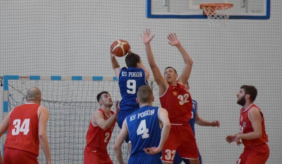 Film do artykułu: II liga koszykarzy: Bohater Busz. AZS UJK w drugiej rundzie Play-Off