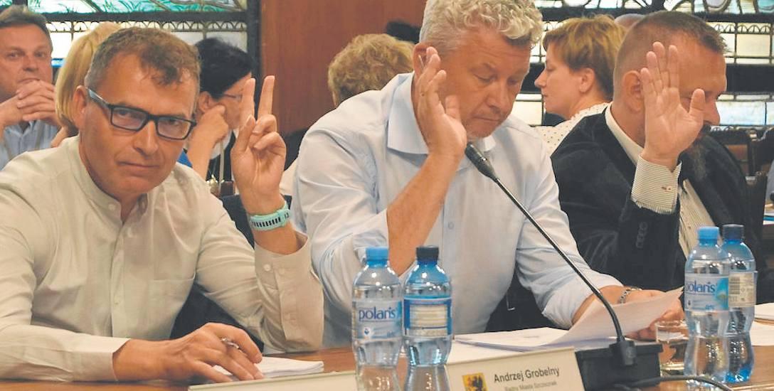 Klub radnych Razem dla Szczecinka wstrzymał się od głosu w sprawie zakupu drona