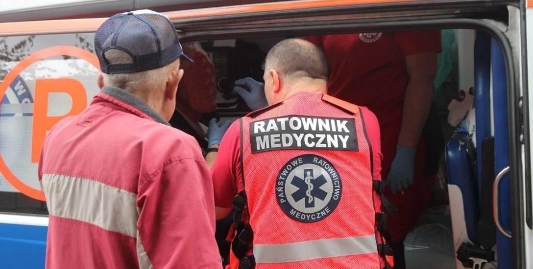 Pracownicy pogotowia we Włocławku mają dość. Weszli w spór zbiorowy z dyrektorem szpitala