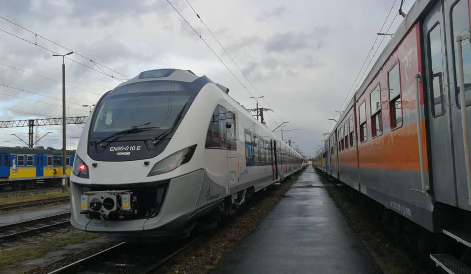 Film do artykułu: Kolejny nowoczesny pociąg na Pomorzu. Jeździ ze Słupska do Elbląga