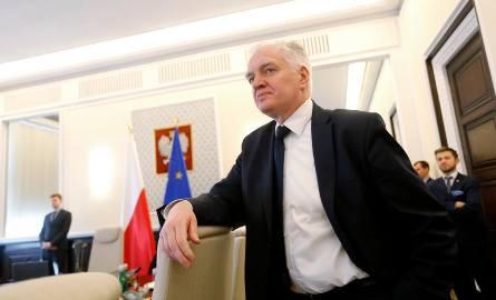 Jarosław Gowin chce przedłużenia kadencji prezydenta o dwa lata. Będzie zmiana konstytucji?