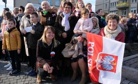 6. Uroczystość z okazji 100-lecia odzyskania niepodległości przez Polskę w Przemyślu [ZDJĘCIA]