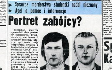 """Makabryczne zabójstwo studentki w Lublinie. Zabójca odgryzł ofierze usta. Zapanowała psychoza, a o zbrodnię oskarżono """"Wampira z Bytowa"""""""