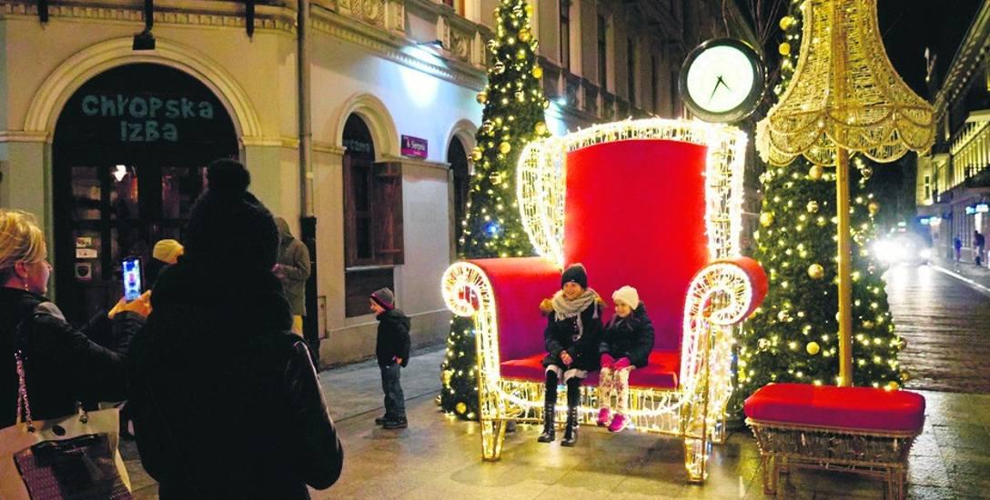 Świątecznie w Łodzi będzie już od 1 grudnia