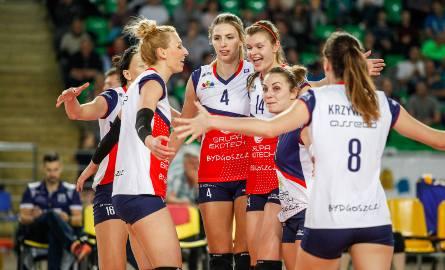 Pałac Bydgoszcz pokonał na własnym parkiecie Impel Wrocław 3:1 (25:16, 26:24, 21:25, 25:16) w meczu 2. kolejki Ligi Siatkówki Kobiet. MVP została wybrana