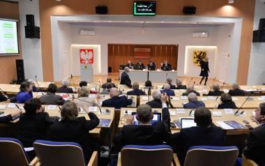 Jaki jest układ sił w sejmiku województwa pomorskiego, wyjaśni poniedziałkowa, inauguracyjna sesja