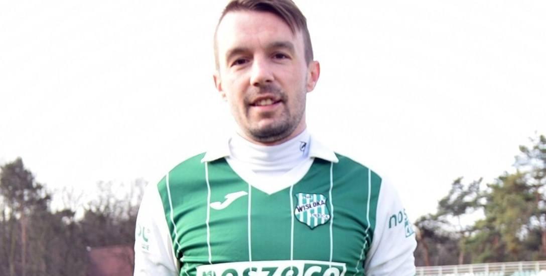 Damian Łanucha z Wisłoki Dębica: Nie jesteśmy potentatem, w większości meczów nie wychodzimy na boisko jako faworyt