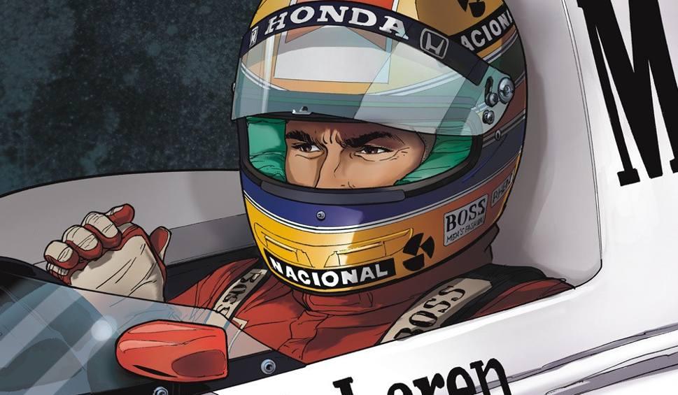 Film do artykułu: Ayrton Senna – Historia pewnego mitu [RECENZJA KOMIKSU]