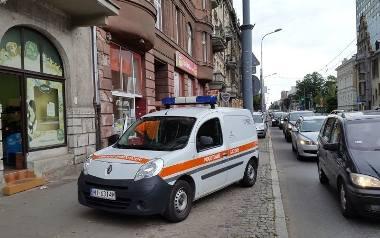 Zagrożenie wybuchem gazu! Ewakuacja mieszkańców kamienicy przy ul. Piotrkowskiej!