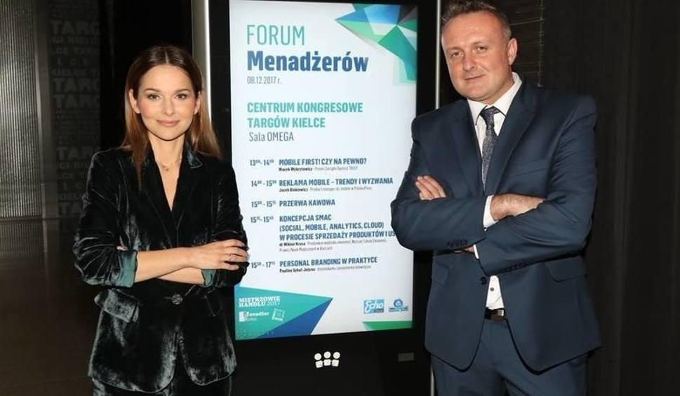 Film do artykułu: Forum Menadżerów w Kielcach pokazało nowe możliwości. Zobacz wszystkie wykłady [WIDEO]