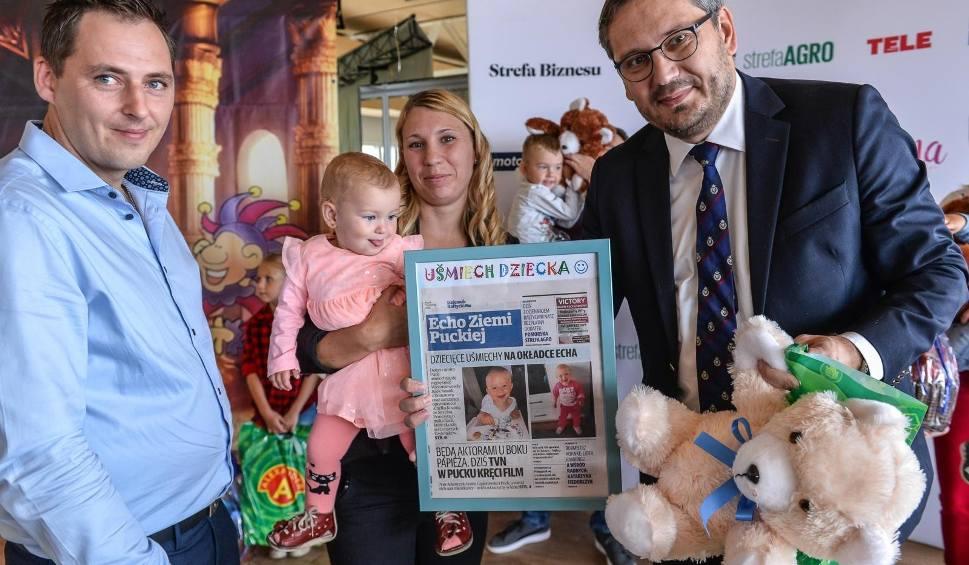 """Film do artykułu: Gala plebiscytu """"Uśmiech Dziecka"""" 2018. Nagrodziliśmy laureatów, którzy znaleźli się na okładkach """"Dziennika Bałtyckiego"""" [zdjęcia, wideo]"""