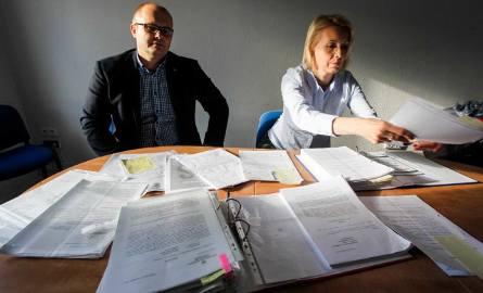"""Joanna i Sławomir Woźniakowie, którzy w ub.r. powołali do życia Stowarzyszenie """"Nasze Prawo"""" wydali wojnę urzędniczej indolencji"""