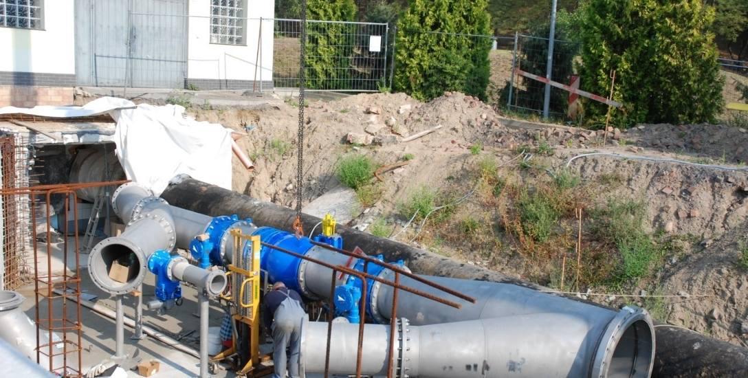 Pierwsza taka inwestycja w regionie i druga w Polsce. Będą mieli prąd prosto z wodociągu