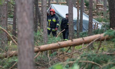 W wyniku nawałnicy w nocy z 11 na 12 sierpnia na obozie harcerskim w Suszku zginęły dwie nastolatki