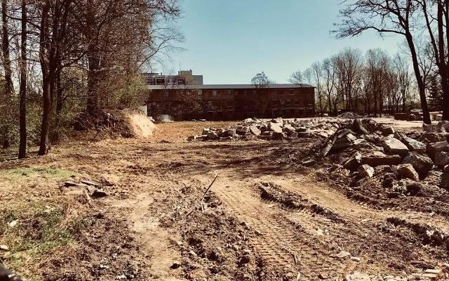 Kraków. Wyburzyli zabytek, który miał zostać wyeksponowany. Już nie ma fortu N-10 Prądnik Biały [AKTUALIZACJA]