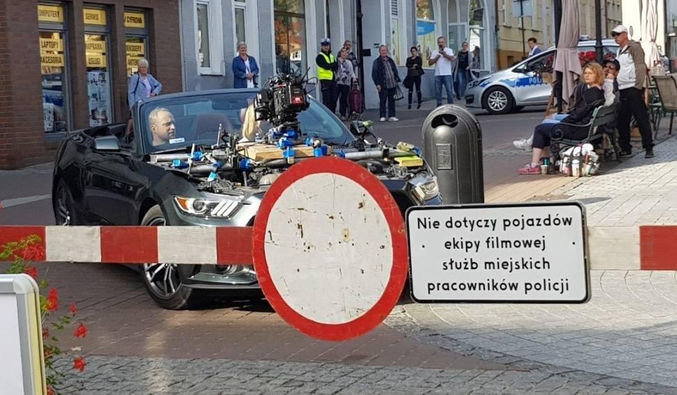 """Film do artykułu: W Wejherowie kręcono film """"Całe szczęście"""". W roli głównej Piotr Adamczyk [ZDJĘCIA]"""