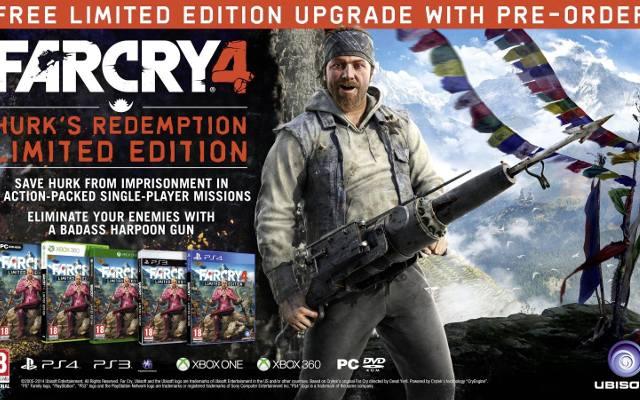 Far Cry 4: Kyrat Edition w szczegółach