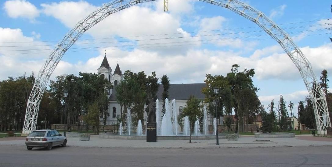 Centrum Suchowoli
