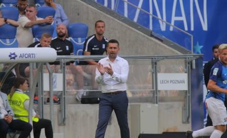 Trener Nenad Bjelica twierdzi, że Lech we Wrocławiu musi uważać nie tylko na Marcina Robaka
