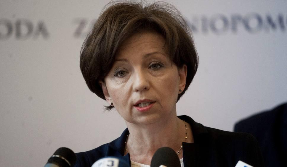 Film do artykułu: Minister Marlena Maląg przyjechała do Koszalina [WIDEO]