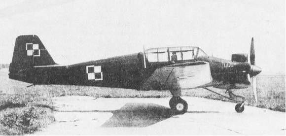 Junak to polski samolot szkolno-treningowy używany w polskim lotnictwie wojskowym od 1952 do 1961 roku