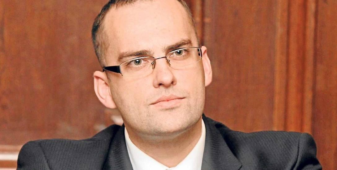 Piotr Lewandowski został nowym przewodniczącym Rady Miasta w Kołobrzegu