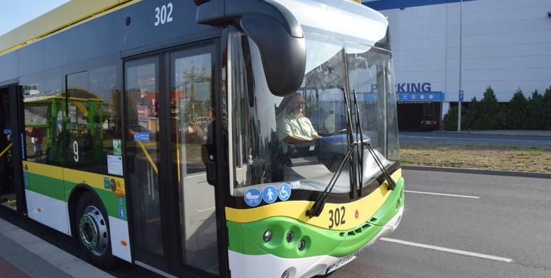Autobusy MZK w Zielonej Górze