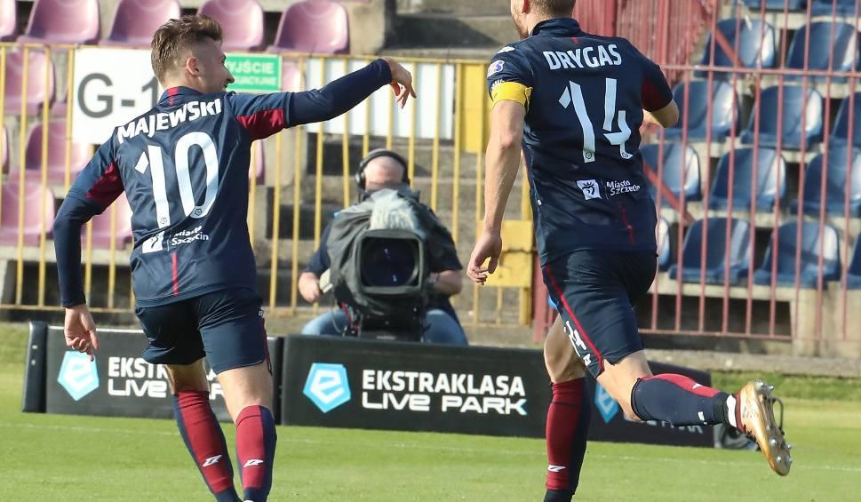 Film do artykułu: Pogoń Szczecin: Portowcy od września są najlepsi w lidze [PODSUMOWANIE I RUNDY]