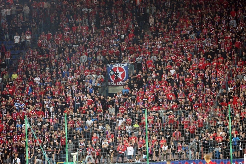 Derby Krakowa: Wisła - Cracovia 2:1 [GALERIA]