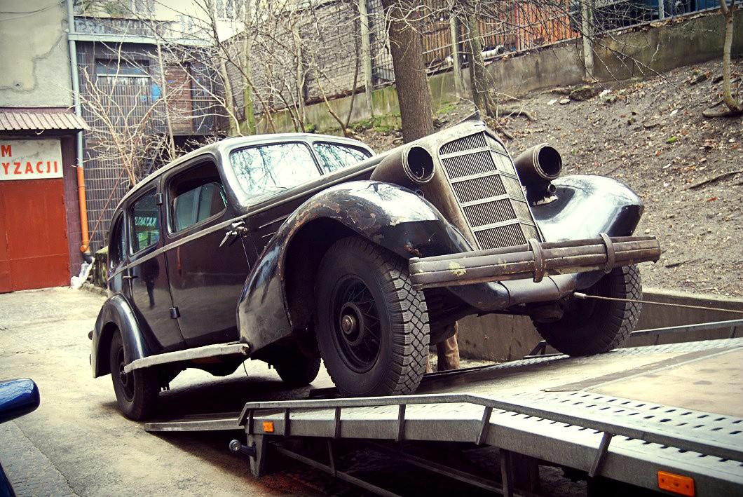 Po renowacji auto ma być wykorzystywane również do celów reprezentacyjnych. Czy po latach ponownie wsiądzie do niego głowa państwa?