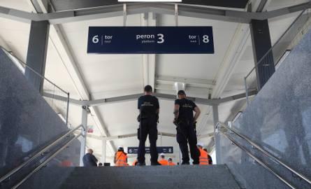 Stacja Rzeszów Główny z trzecim peronem i przejściem podziemnym [ZDJĘCIA]