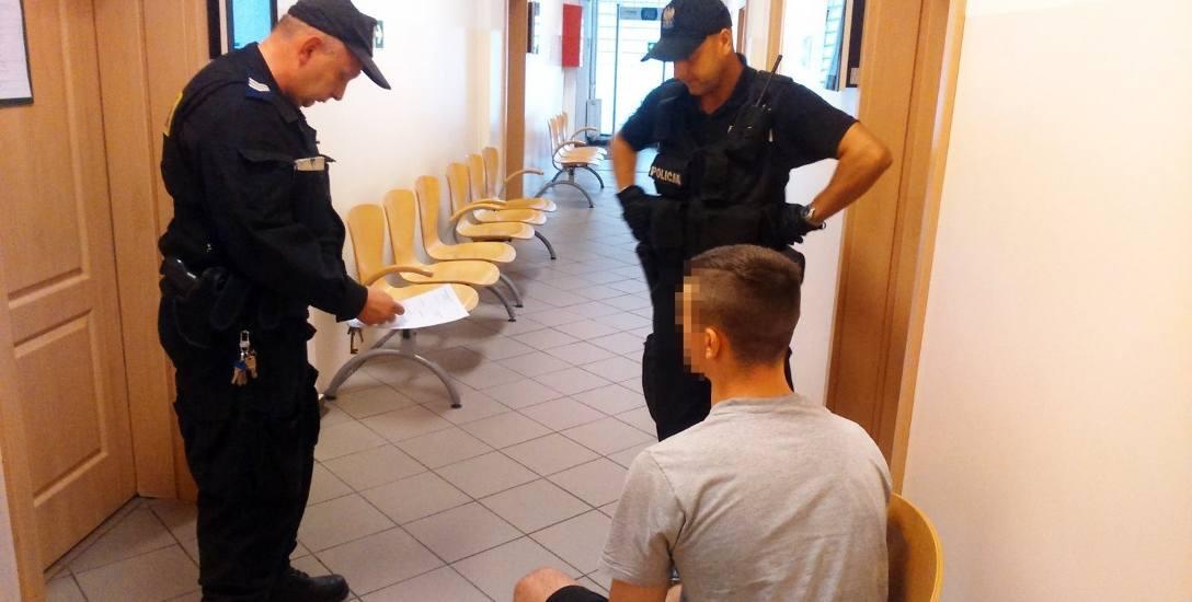 14 czerwca 2018 roku, w Sądzie Rejonowym w Stargardzie, odbyło się posiedzenie aresztowe, po którym Eryk R. trafił za kratki