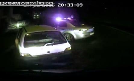 Policyjny pościg i 68 punktów karnych