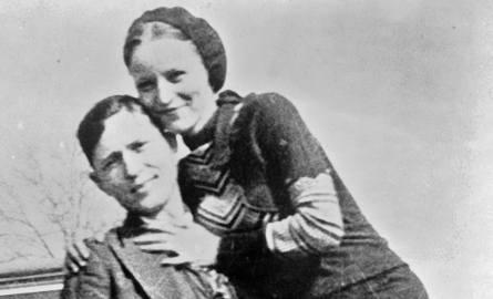 Bonnie i Clyde byli najsłynniejszą parą przestępców w Stanach Zjednoczonych okresu wielkiego kryzysu