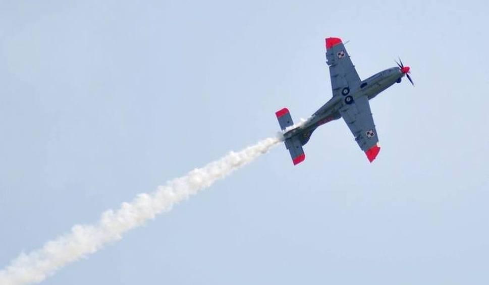 Film do artykułu: Czy pokazy Air Show 2021 w Radomiu odbędą się w terminie? Poseł Konrad Frysztak ma wątpliwości