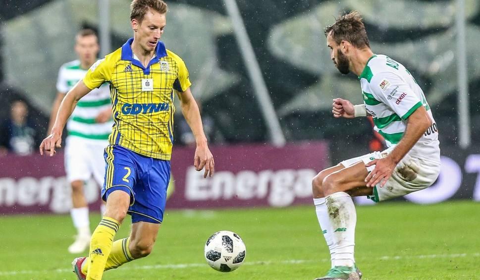 Film do artykułu: Tadeusz Socha po meczu Arka Gdynia - Miedź Legnica: Zżyłem się z tym klubem. Nie wyobrażam sobie spadku