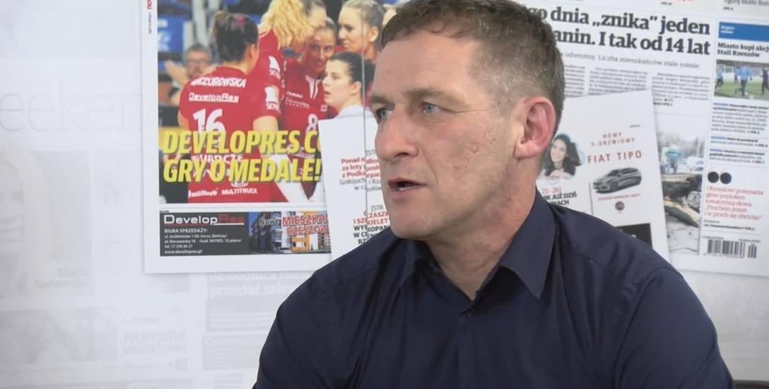 Jerzy Domaradzki, prezes LKS-u Pisarowce: Wydałem pewnie za dużo pieniędzy na piłkę nożną, ale staram się tego nie liczyć, bo...