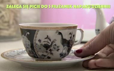 Zielona herbata - pobudza i odmładza