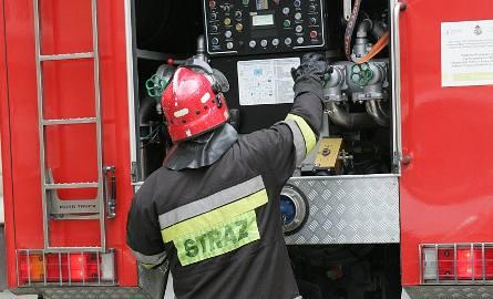Strażacy z Sulęcina zostali wezwani do wybuchu gazu w miejscowości Długoszyn.