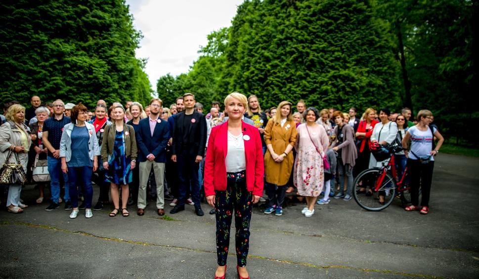 Film do artykułu: Katarzyna Sztop-Rutkowska to nowa kandydatka na prezydenta Białegostoku