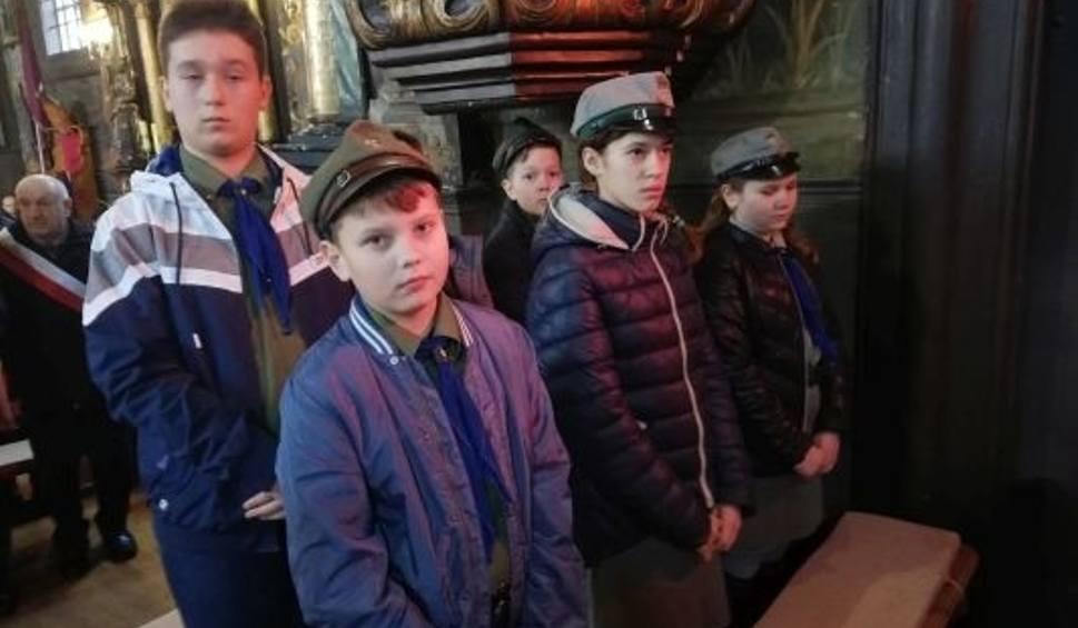 Film do artykułu: 78 rocznica powstania Armii Krajowej. Mieszkańcy gminy Czarnocin oddali hołd bohaterom